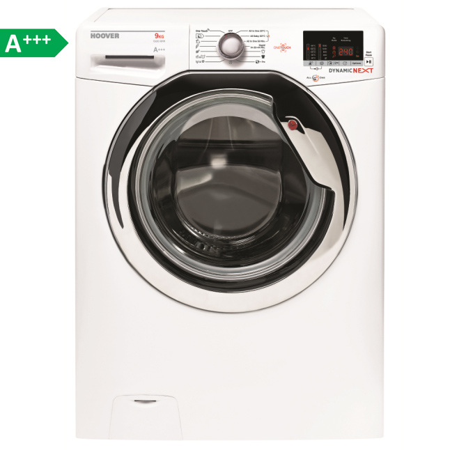 hoover next waschmaschine dxoc 59 ac3 9 kg 1500 u min eek a frontlader ebay. Black Bedroom Furniture Sets. Home Design Ideas