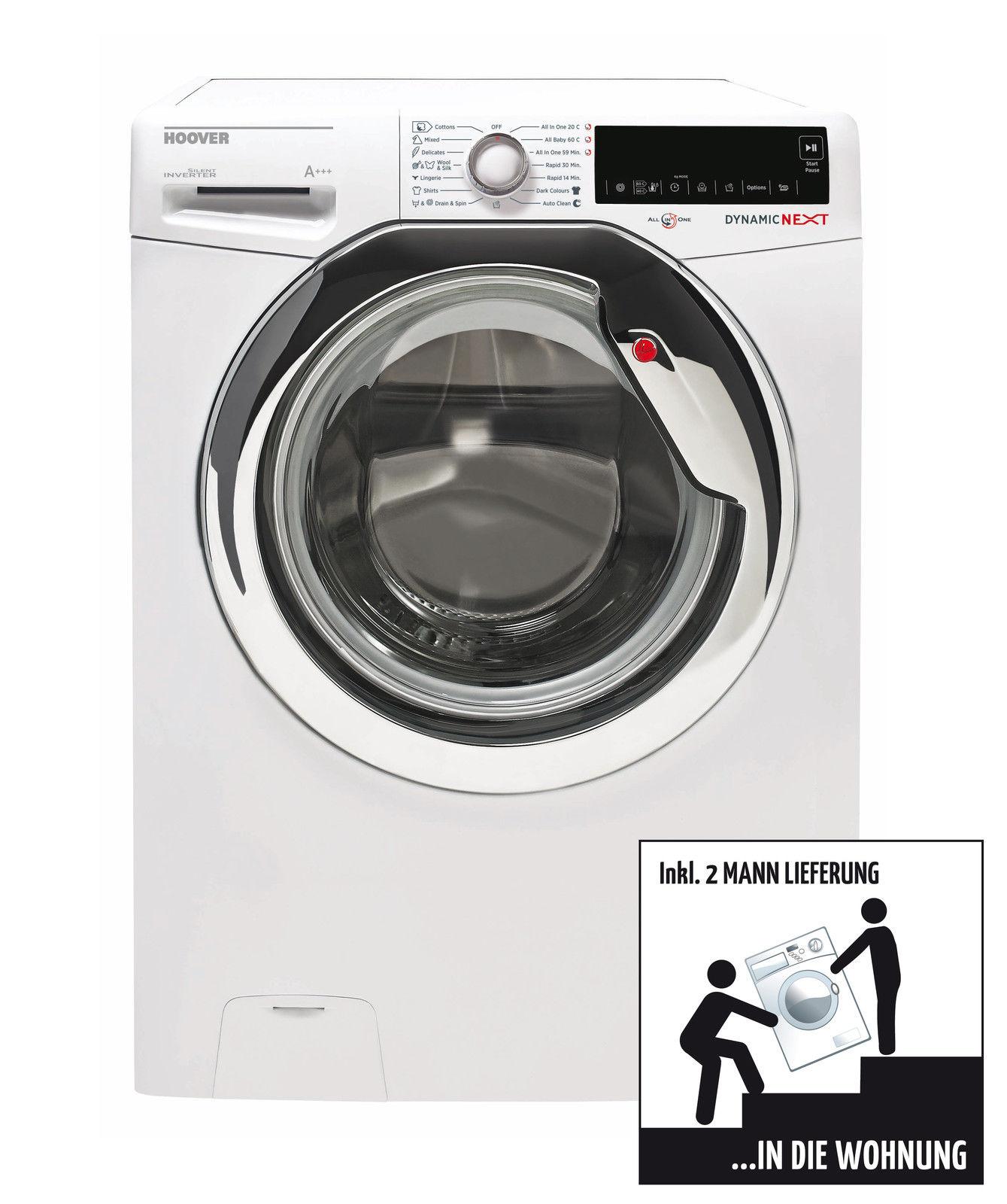hoover dxa59 ah s dynamic waschmaschine eek a 1500 u min 9 kg 2 ml ebay. Black Bedroom Furniture Sets. Home Design Ideas