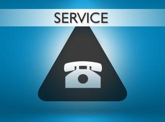 Service und Herstellerliste